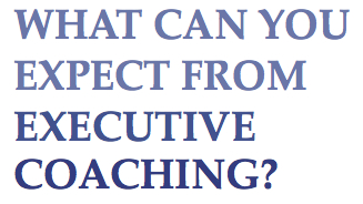Are you looking for increased productivity, revenue, and personal satisfcation? Coaching may be the answer.